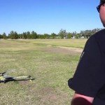 These RC helicopter tricks are some dark magic.