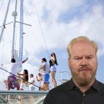 Jim Gaffigan complains about boats.