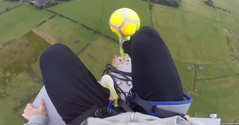 This Guy's Incredible Tricks Will Thrill You (And Make You Scared For His Safety)