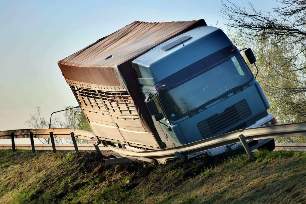 The 3 Most Common Workplace Accidents Associated with Truck Drivers