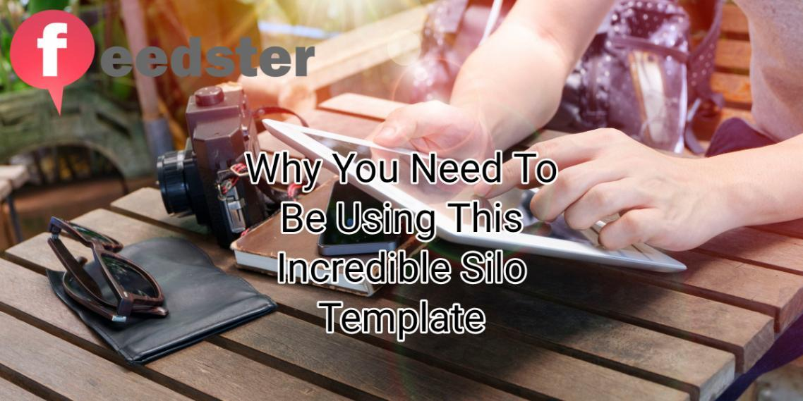 Why You Need To Be Using This Incredible Silo Template