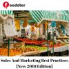 Sales And Marketing Best Practices {New 2018 Edition}