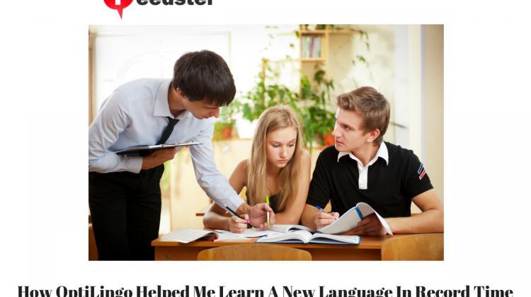 How OptiLingo Helped Me Learn A New Language In Record Time