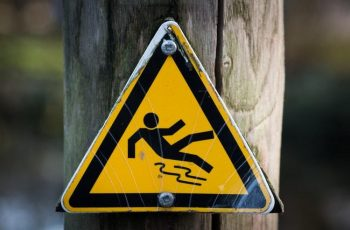 slip and fall claims at work