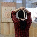 How To Be The National Axe Throwing Champion