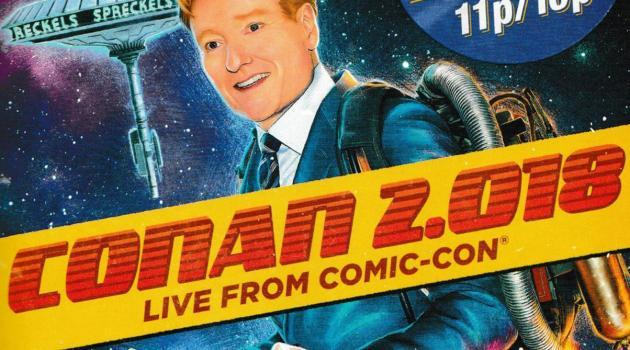 Conan O'Brien Finds the Funny Side of Brand Integration