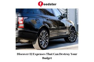 Discover 12 Expenses That Can Destroy Your Budget