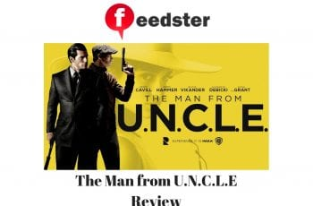 The Man from U.N.C.L.E Review